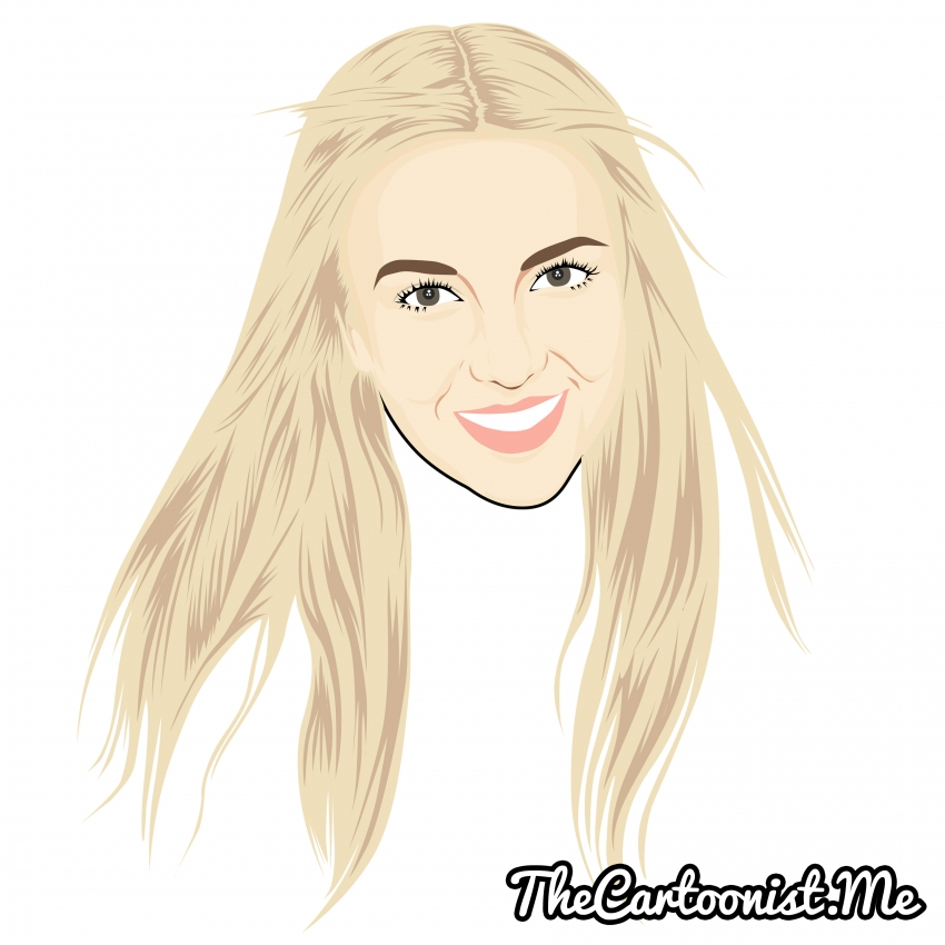 Britney Spears par TheCartoonist